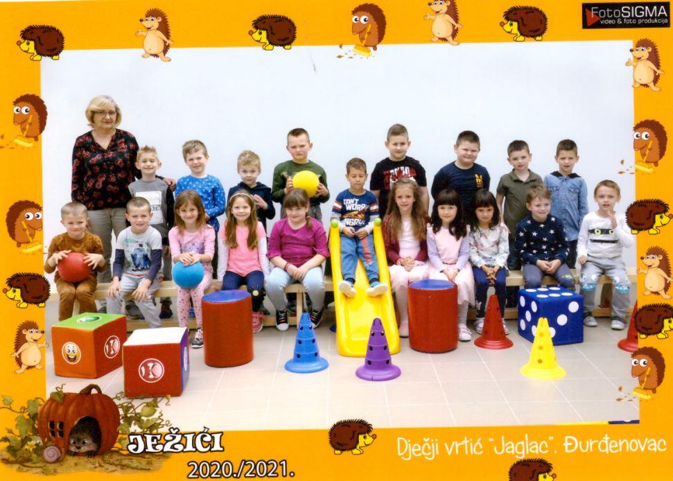 Skupina Ježići