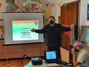 Edukacija djece u području zaštite i spašavanja